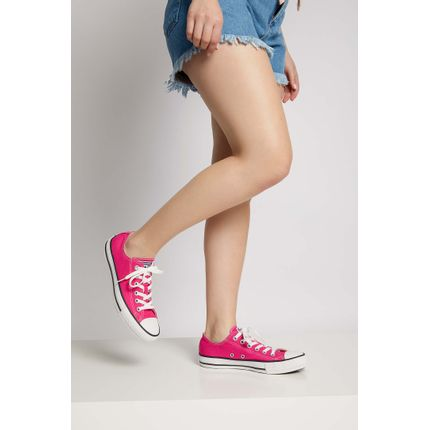 Tenis-Casual-All-Star-Converse-Pink
