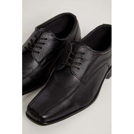 Sapato-Social-Derby-Fox-Preto-