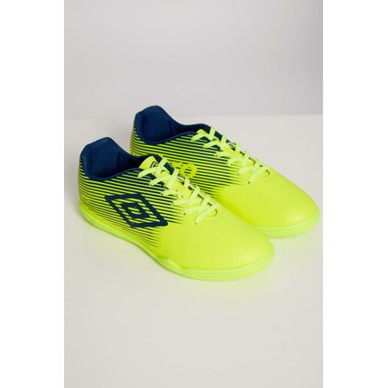 Tenis-Futsal-Masculino-Indoor-Umbro-F5-Light-Verde