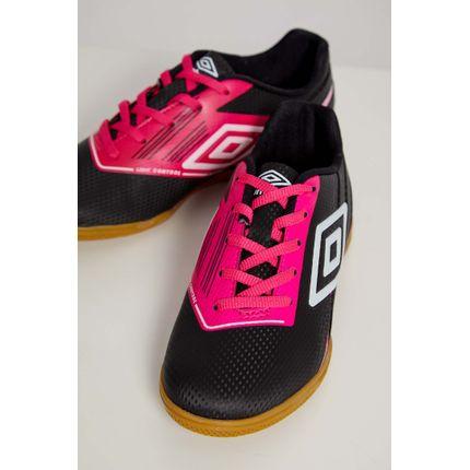 Tenis-Futsal-Infantil-Menina-Indoor-Umbro-Light-Control-Preto