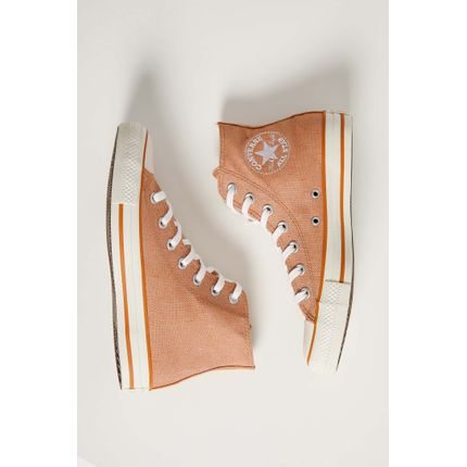 Tenis-Casual-All-Star-Laranja-