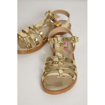 Sandalia-Rasteira-Infantil-Menina-Molekinha-Ouro