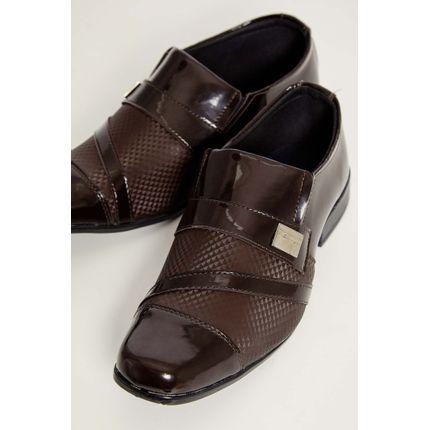 Sapato-Social-Loafer-Fox-Verniz-Marrom