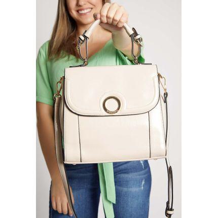 Bolsa-De-Mao-Wj-Handbags-Verniz-Off-White