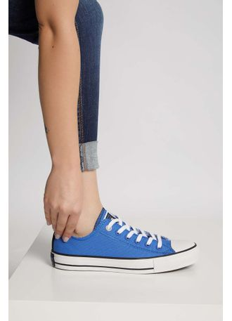 Tenis-Casual-Feminino-Converse-Azul