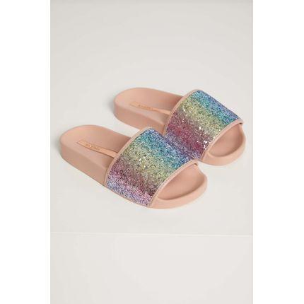 Chinelo-Slide-Infantil-Menina-Molekinha-Multicolorido