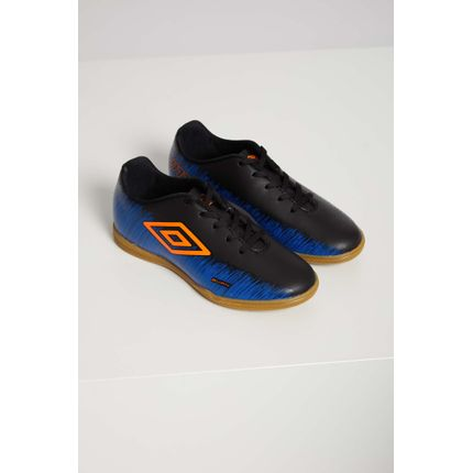 Chuteira-Indoor-Umbro-Burn-Jr-Azul