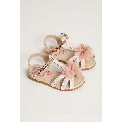 Sandalia-Infantil-Menina-Molekinha-Glitter-Rosa