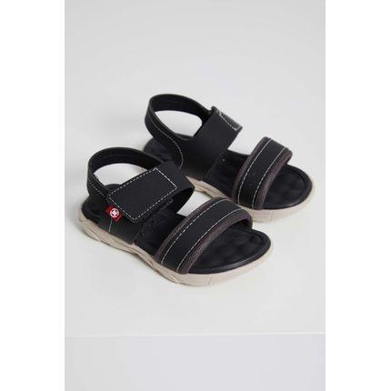 Sandalia-Papete-Infantil-Menino-Molekinho-Preto