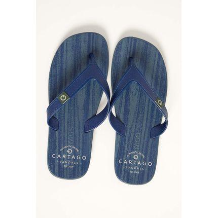 Chinelo-De-Dedo-Cartago-Authentic-Brand-Azul
