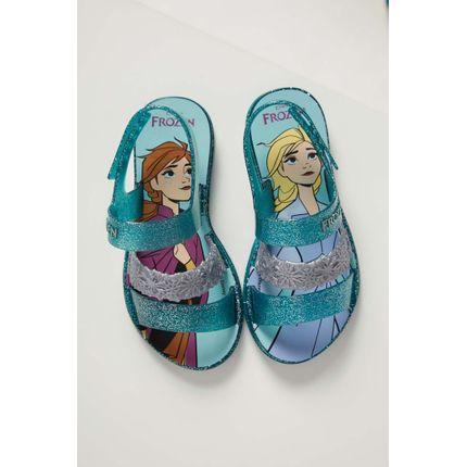 Sandalia-Infantil-Menina-Grendene-Frozen-Glitter-Verde