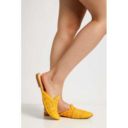 Sapatilha-Mule-Feminina-Dakota-G1741-Amarelo