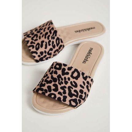 Chinelo-Slide-Infantil-Menina-Molekinha-Jaguar-Animal-Print