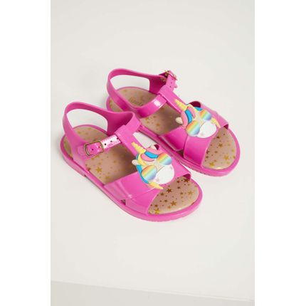 Sandalia-Casual-Infantil-Menina-Lue-Lua-Unicornio-Pink