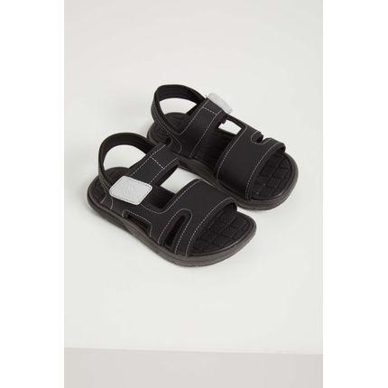 Sandalia-Casual-Com-Velcro-Molekinho-Preto