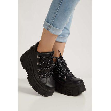 Tenis-Dad-Sneaker-Feminino-Dakota-G2511-01-Preto
