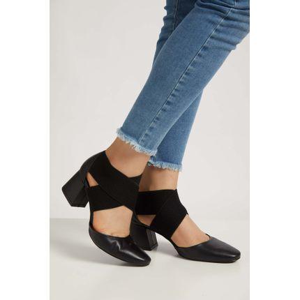Sapato-Casual-Feminino-Bottero-Elastico-315504-Preto