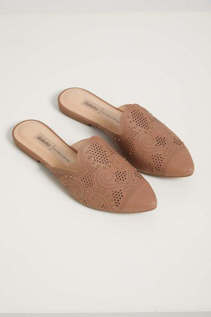 Sapato-Mule-Feminino-Dakota-G1055-Rosa-Escuro
