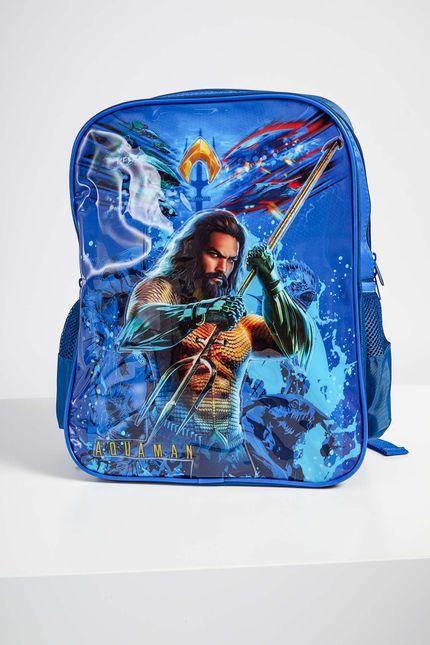 Mochila-Costas-Infantil-Menino-Luxcel-Aquaman-Azul
