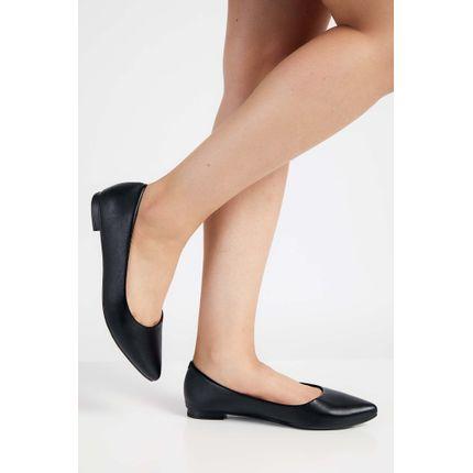 Sapato-Casual-Feminino-Moleca-Napa-Preto