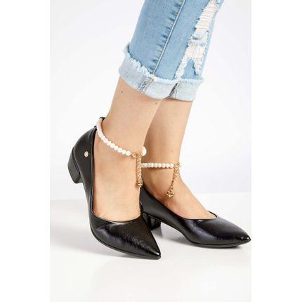 Sapato-Casual-Feminino-Gaila-Perola-Preto