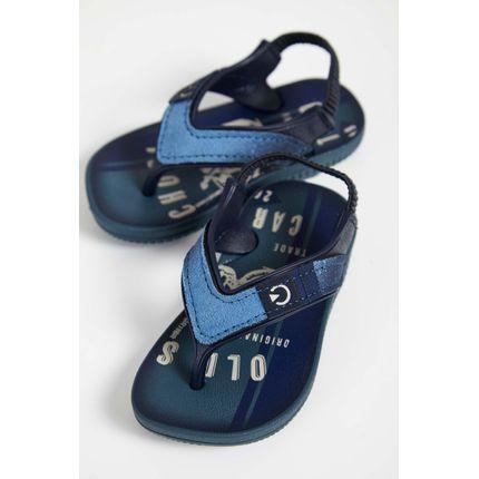 Chinelo-De-Dedo-Infantil-Menino-Cartago-Azul