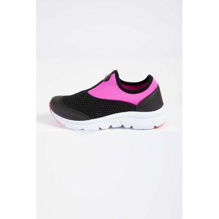 Tenis-Casual-Infantil-Menina-Via-Vip-Vv1039-Pink