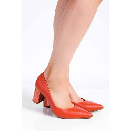 Sapato-Scarpin-Feminino-Beira-Rio-4241.100-Rosa-Escuro