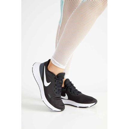 Tenis-Corrida-Feminino-Nike-Revolution-5-Preto