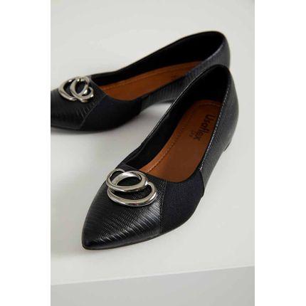 Sapato-Casual-Feminino-Usaflex-R0539-Croco-Preto