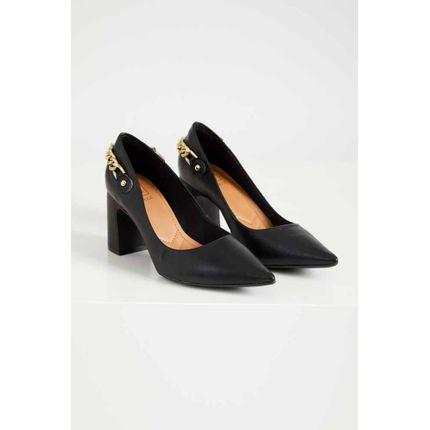 Sapato-Scarpin-Feminino-Bebece-Corrente-Preto