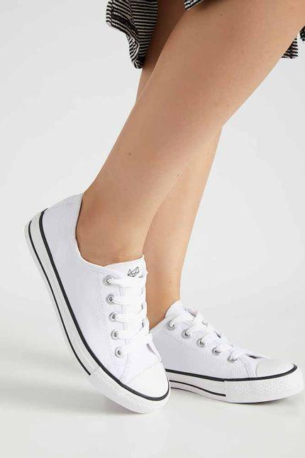 Tenis-Feminino-Street-Star-Basket-Classic-Branco
