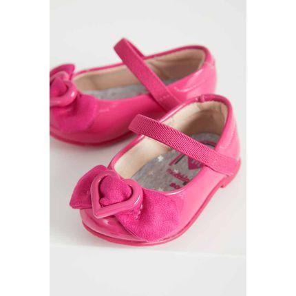 Sapatilha-Boneca-Infantil-Menina-Molekinha-Verniz-Pink