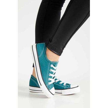 Tenis-Street-Star-Basic-Color-Verde-Escuro