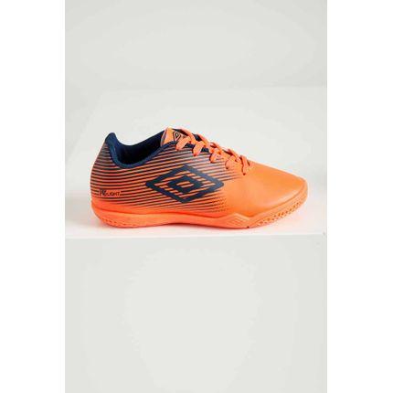 Tenis-Futsal-Infantil-Indoor-Umbro-F5-Light-Laranja