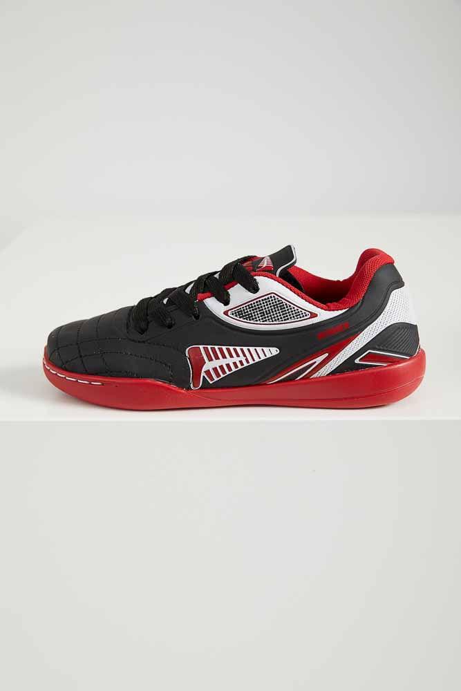 Tenis-Futsal-Infantil-Menino-Indoor-Winner-Preto