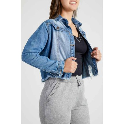 Jaqueta-Jeans-Feminina-Cropped-Zinare-Azul