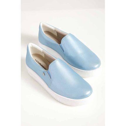 Tenis-Casual-Feminino-Slip-On-Via-Marte-18-18505-New-Azul-Claro