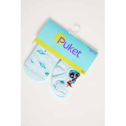 Kit-Meia-Rn---Luva-Bebe-Unissex-Puket-Azul