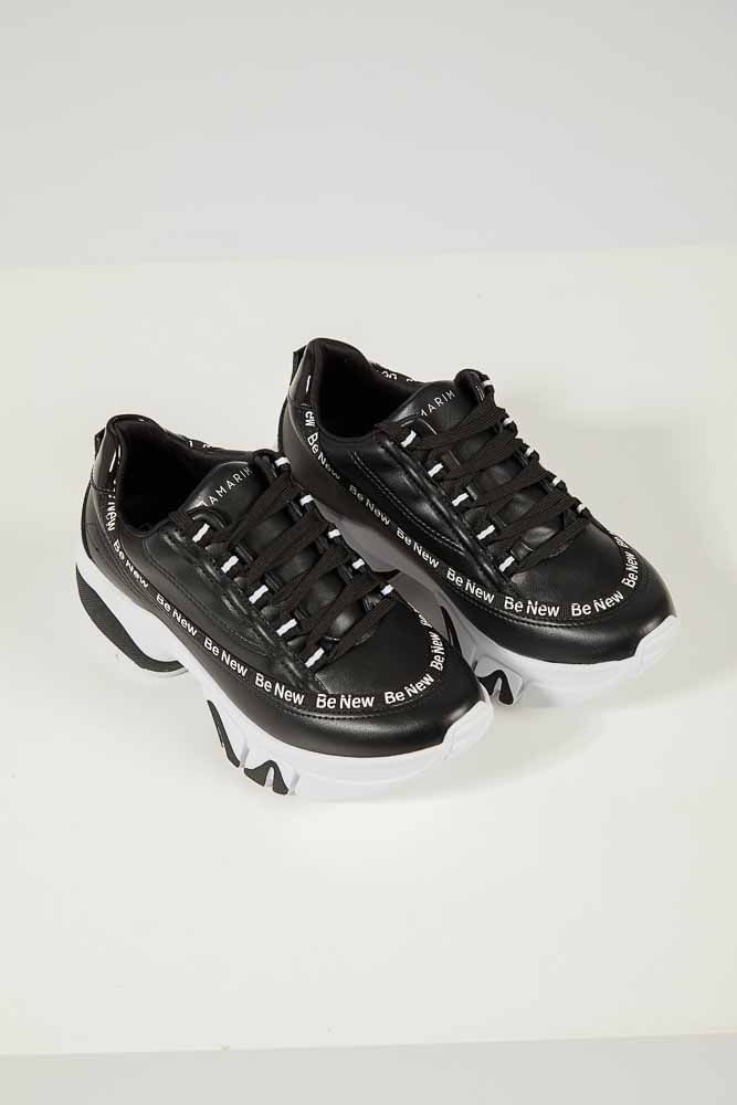 Tenis-Casual-Dad-Sneaker-Feminino-Ramarim-Preto
