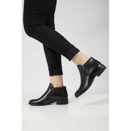 Bota-Ankle-Boot-Feminina-Calprado-Ka6107-Preto