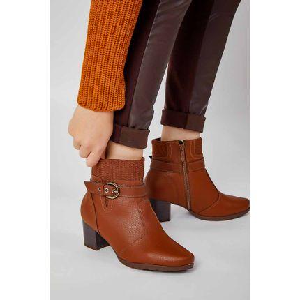 Bota-Ankle-Boot-Feminina-Piccadilly-331041-Marrom