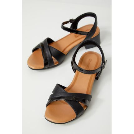 Sandalia-Feminina-Conforto-Comfortflex-19-77403-010-Preto