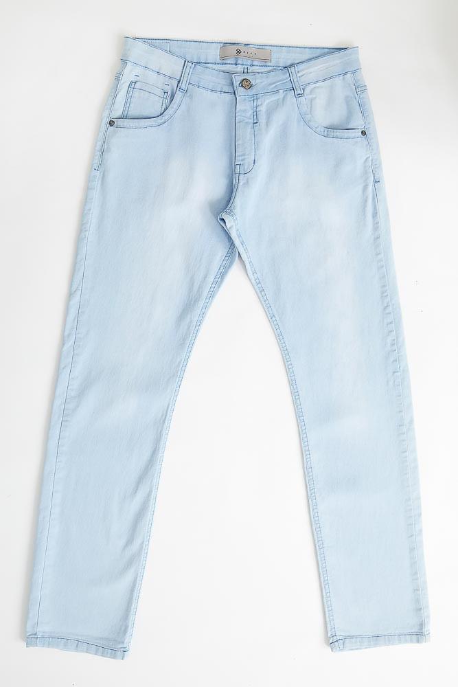 Calca-Casual-Jeans-Masculina-Pitt-Azul