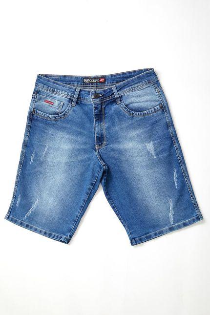 Bermuda-Casual-Masculina-Jeans-Oceano-25109-Azul-Claro