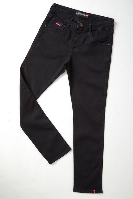 Calca-Casual-Masculina-Oceano-Jeans-Slim-Preto