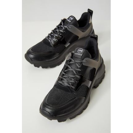 Tenis-Casual-Feminino-Dad-Sneaker-Via-Marte-20-7682-Preto