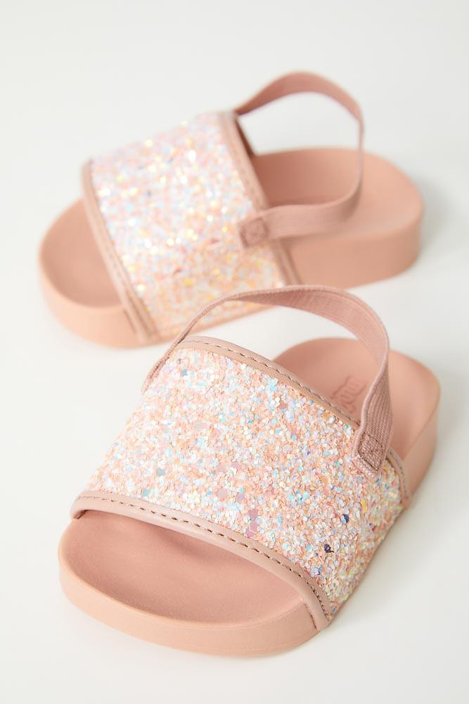 Chinelo-Slide-Infantil-Menina-Molekinha-Glitter-Branco