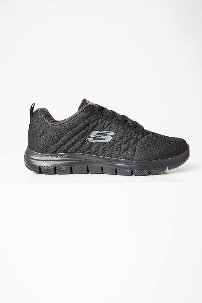 Tenis-Caminhada-Masculino-Skechers-Advantage-2.0-Preto