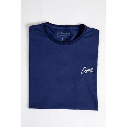 Camiseta-Casual-Masculina-Oceano-101401-Marinho